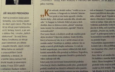 Původní článek v časopisu Komora