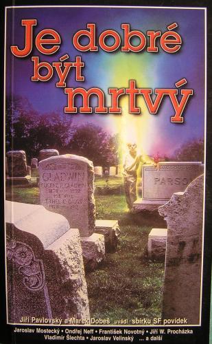 Druhý sborník literárních šílenců Rigor Mortis, tentokrát ve stylu zombie