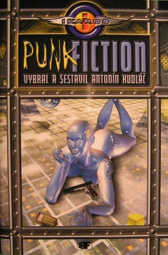 První český sborník kyberpunkových a jiných punkových povídek