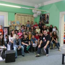 Mětská knihovna Kutná Hora a Průlet fantastickými světy  říjen 2019